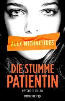 Alex Michaelides: Die stumme Patientin, Buch