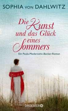 Sophia von Dahlwitz: Die Kunst und das Glück eines Sommers, Buch