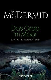 Val McDermid: Das Grab im Moor, Buch