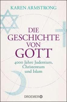 Karen Armstrong: Die Geschichte von Gott, Buch