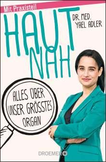 Yael Adler: Haut nah, Buch