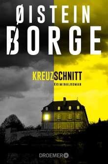 Øistein Borge: Kreuzschnitt, Buch
