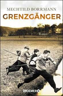 Mechtild Borrmann: Grenzgänger, Buch