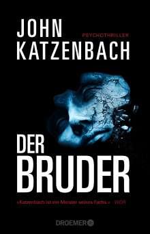 John Katzenbach: Der Bruder, Buch