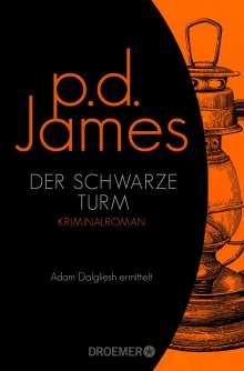 P. D. James: Der schwarze Turm, Buch