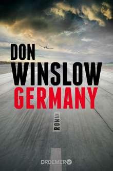 Don Winslow: Germany, Buch