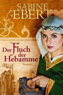 Sabine Ebert: Der Fluch der Hebamme, Buch