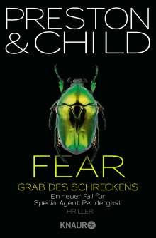 Douglas Preston: Fear - Grab des Schreckens, Buch