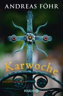 Andreas Föhr: Karwoche, Buch