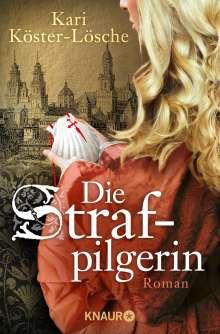Kari Köster-Lösche: Die Strafpilgerin, Buch