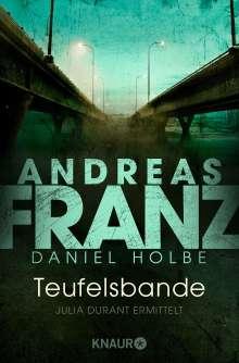 Andreas Franz: Teufelsbande, Buch