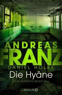 Andreas Franz: Die Hyäne, Buch