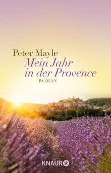 Peter Mayle: Mein Jahr in der Provence, Buch