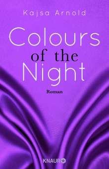 Kajsa Arnold: Colours of the night, Buch