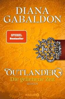 Diana Gabaldon: Outlander - Die geliehene Zeit, Buch