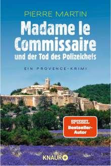 Pierre Martin: Madame le Commissaire und der Tod des Polizeichefs, Buch