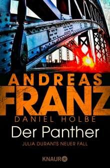 Andreas Franz: Der Panther, Buch