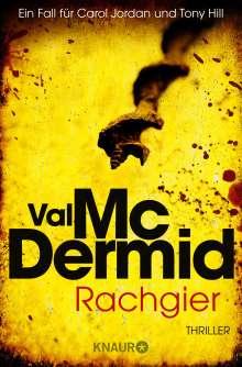 Val Mcdermid: Rachgier, Buch