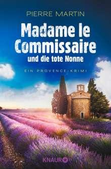 Pierre Martin: Madame le Commissaire und die tote Nonne, Buch