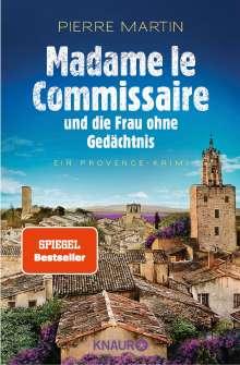 Pierre Martin: Madame le Commissaire und die Frau ohne Gedächtnis, Buch