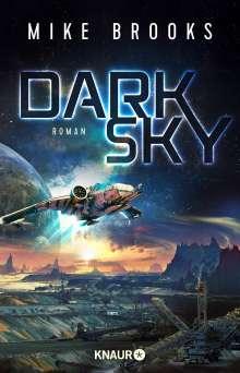 Mike Brooks: Dark Sky, Buch