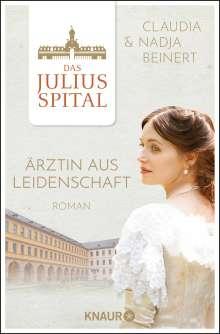 Nadja Beinert: Das Spital: Ärztin aus Leidenschaft, Buch