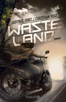Judith C. Vogt: Wasteland, Buch