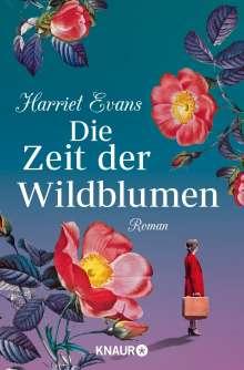 Harriet Evans: Die Zeit der Wildblumen, Buch