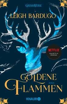 Leigh Bardugo: Goldene Flammen, Buch
