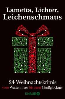 Sina Beerwald: Lametta, Lichter, Leichenschmaus, Buch