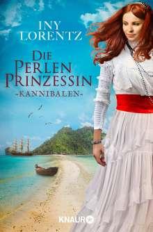 Iny Lorentz: Die Perlenprinzessin. Kannibalen, Buch