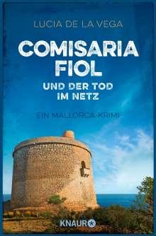 Lucia de la Vega: Comisaria Fiol und der Tod im Netz, Buch