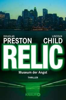 Douglas Preston: Relic. Museum der Angst, Buch