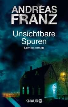 Andreas Franz: Unsichtbare Spuren, Buch
