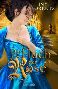 Iny Lorentz: Der Fluch der Rose, Buch