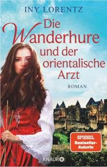 Iny Lorentz: Die Wanderhure und der orientalische Arzt, Buch