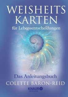 Colette Baron-Reid: Weisheitskarten für Lebensentscheidungen, Buch