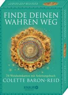 Colette Baron-Reid: Finde deinen wahren Weg, Buch
