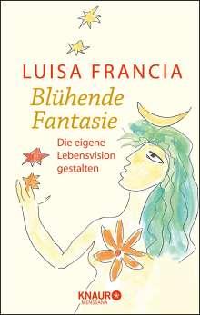 Luisa Francia: Blühende Fantasie, Buch