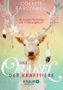 Colette Baron-Reid: Das Orakel der Krafttiere, Buch