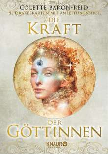 Colette Baron-Reid: Die Kraft der Göttinnen, Buch