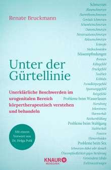 Renate Bruckmann: Unter der Gürtellinie, Buch