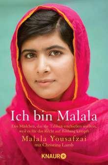 Malala Yousafzai: Ich bin Malala, Buch
