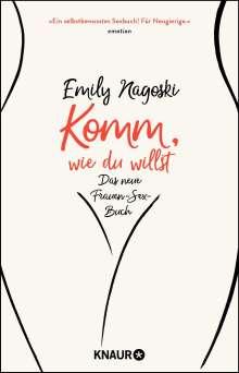 Emily Nagoski: Komm, wie du willst, Buch