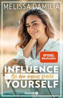 Melissa Damilia: Influence yourself!, Buch