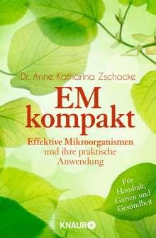 Anne K. Zschocke: EM kompakt, Buch