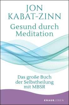 Jon Kabat-Zinn: Gesund durch Meditation, Buch
