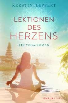 Kerstin Leppert: Lektionen des Herzens, Buch
