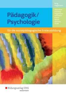 Sophia Altenthan: Pädagogik / Psychologie für die sozialpädagogische Erstausbildung. Schülerband, Buch