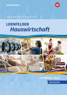 Martina Diede: Lernfelder Hauswirtschaft. Arbeitsheft. 1. Ausbildungsjahr, Buch